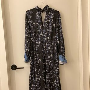 Full length dress size 6 new without tag